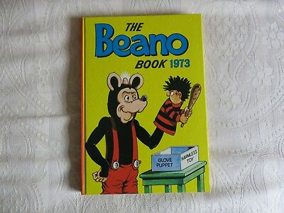 Beano Annual 1973 - Excellent Condition