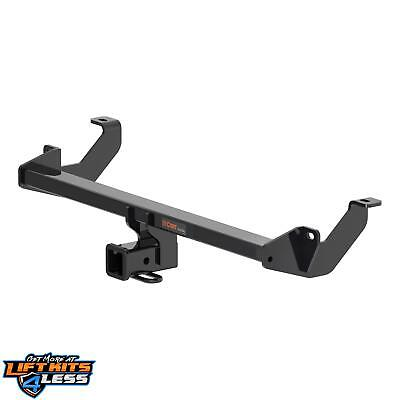 """Curt 13405 Gloss Black Class 3 Trailer Hitch w/ 2"""" Receiver for 2019 Envision"""