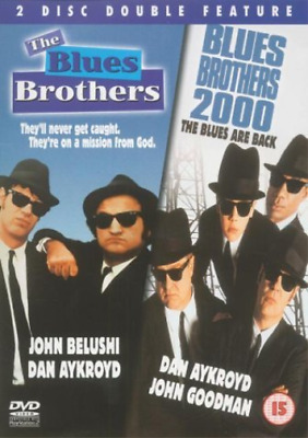 The Blues Brothers / Blues Brothers 2000 DVD NUOVO