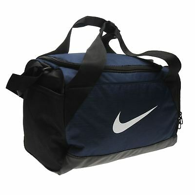 d7db867aa5 Nike Brasilia XS Antiscivolo Sport Borsone Navy Palestra Borsa Kit Carry All