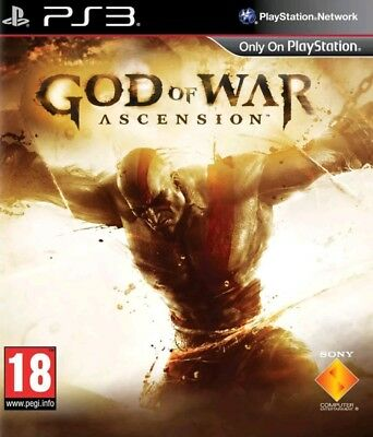 God Of War Ascension PS3 Digital