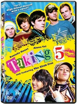 Taking 5 [New DVD] Ac-3/Dolby Digital, Dolby, Subtitled, Widescreen
