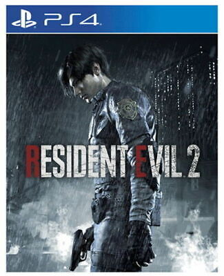 Resident Evil 2 Lenticular Edition Ps4 Videogioco Play Station 4 Gioco Italiano