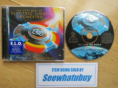 Electric Light Orchestra : All Over the World: The Very Best of ELO (CD Album)