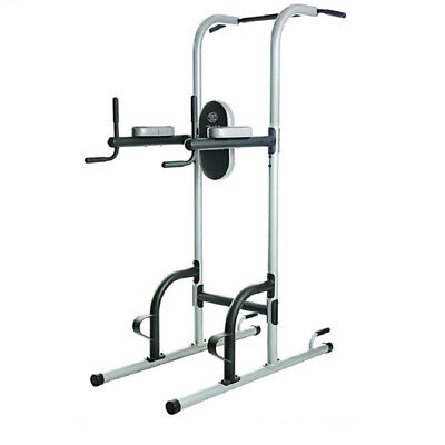 Gold's Gym XR 10.9 Power Tower With Push Up, Pull Up, and Dip Stations Fitness
