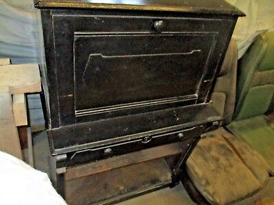 Antique Writing Desk Secretary