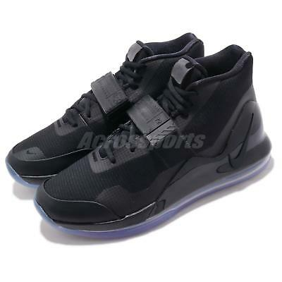 NIKE AIR FORCE Max EP Black Anthracite Men Basketball Shoes
