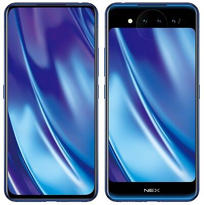 VIVO NEX DUAL Display 128GB Blue (FACTORY UNLOCKED) 6 39