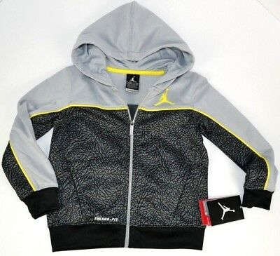 7f8cfb84bb9b59 TONY HAWK FULL Zipper Black Gray Red Hoodie Jacket Boys Size 4 NWT ...
