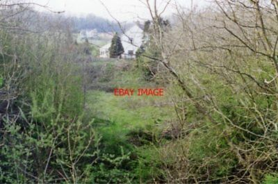 Photo  Hallatrow Railway Station Somerset Site 1995 Gwr Bristol - Radstock - Fro