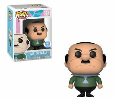 FUNKO POP Mr Spacely #513 The Jetsons EXCLUISVE LIMITED EDITION