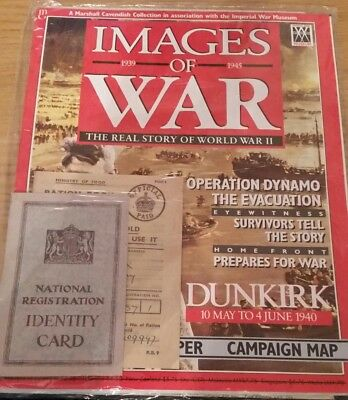 Images of War Magazine - No. 1 DUNKIRK (Brand New/Sealed)