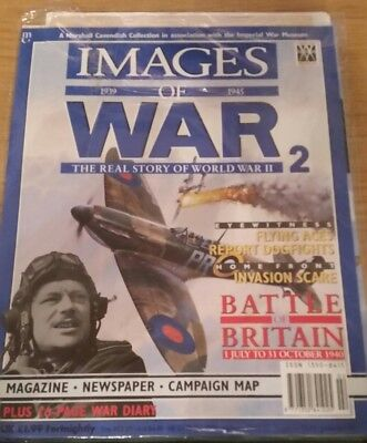 Images of War Magazine -  No. 2 BATTLE OF BRITAIN (Brand New/Sealed)