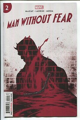Man Without Fear #2 - Kyle Hotz Main Cover - Marvel Comics/2019