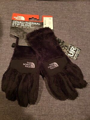THE NORTH FACE Denali Etip Womens Size XS Black TNF.