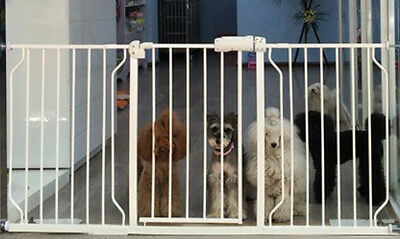 Door Extension Kit for Baby Pet Child Safety Gate (Extension Only) Safe Gate