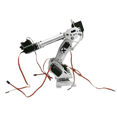 S7 7DOF Mechanical Robot Arm Claw & Servos For Robotics Arduino