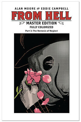 FROM HELL MASTER EDITION #3 by Alan Moore & Eddie Campbell