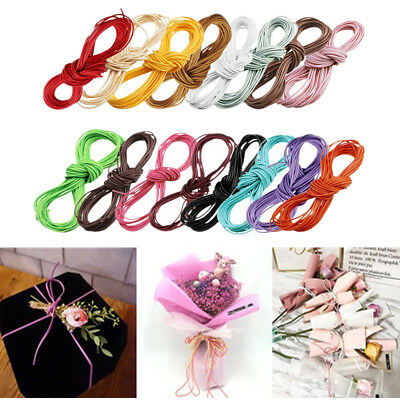 1MM 10/200Yards Korea Polyester Waxed Cord Jewellery Making Bead Sewing Wire
