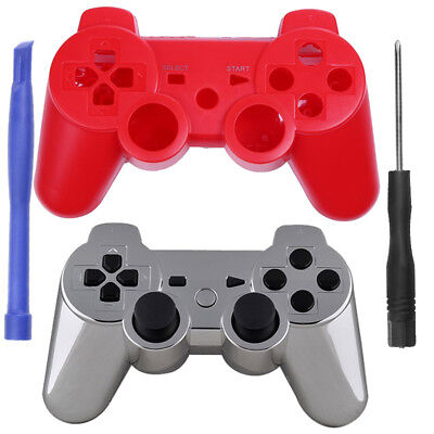 Full Housing Replacement Parts Shell Case Mod Kits for Sony PS3 Game Controller