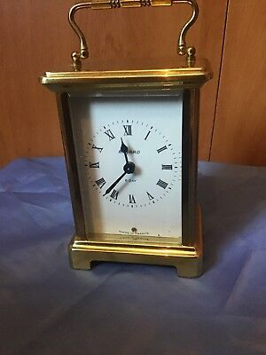A Traditional French Carriage Clock By Bayard