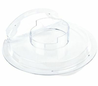 Genuine New Kenwood Round Hinged Chef/Major Clear Splashguard KW716198