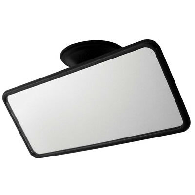 Supplementary Car Interior Rear View Mirror 14.8 x 6cm - Suction Fitment