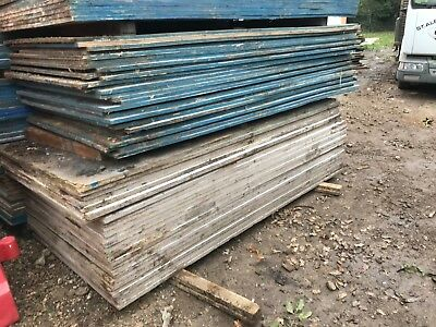 8x4 Plywood 25mm Thick