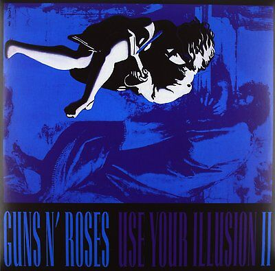 Guns N' Roses Use Your Illusion Ii Doppio Vinile Lp 180 Grammi Nuovo Sigillato