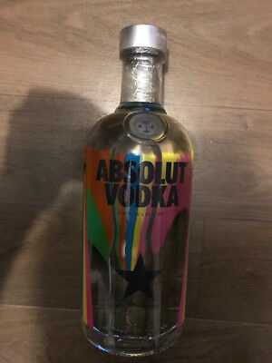 Absolut Vodka Be at one PAM Hogg UK Limited Edition 2018
