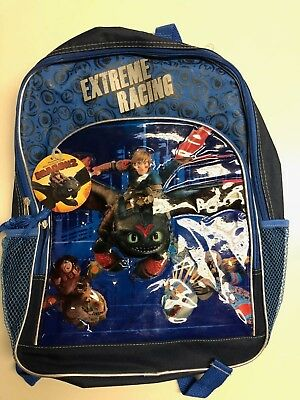 Dreamworks How to Train Your Dragon 2 Extreme Racing Backpack