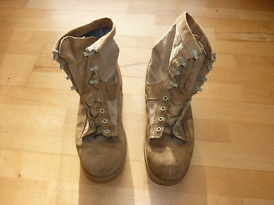 Wellco Temperate Weather Combat Desert Boots Gr.10 ACU US Army Multicam