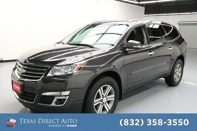 2016 Chevrolet Traverse LT Texas Direct Auto 2016 LT Used 3.6L V6 24V Automatic FWD SUV Bose OnStar