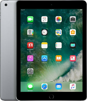 Apple iPad 5 (2017) 32GB WiFi Spacegrau A1822, NEU Sonstige