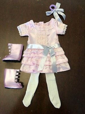 American Girl Samantha's Parlor Outfit