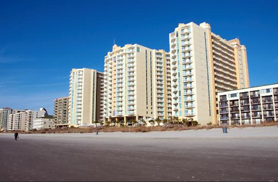 Wyndham Ocean Boulevard Myrtle Beach 3 Bedroom Ocean View March 8-15