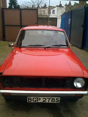 MK2 Ford Escort 1.3L Estate 1978 Genuine Barn Find Project Restoration 2 Owners