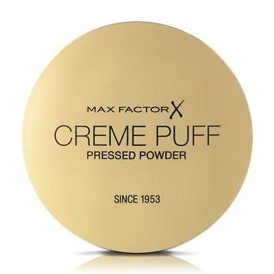 Max Factor Creme Puff Compact Powder - Choose Your Shades -