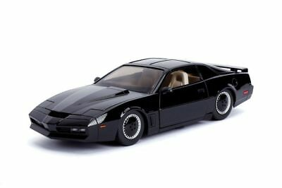 Jada 1:24 Metals Hollywood Rides Knight Rider K.I.T.T. with Light Action Diecast
