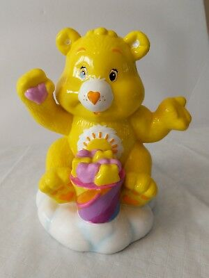 Vintage Care Bears TCFC Coin Bank