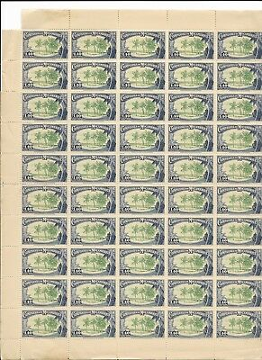 MOZAMBIQUE COMPANY Scott 189 MINT 1937 MNH OG 92 Stamps CV $82.80 USD