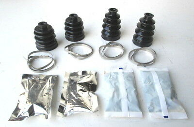 CV Boot Kit For 2004 Kawasaki KAF620 Mule 3010 4x4~All Balls 19-5008