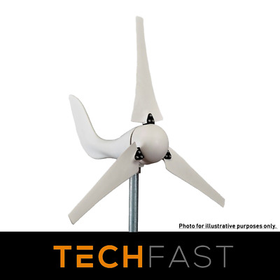Automaxx 400W Wind Turbine Power Generator DIY Land / Marine Boat Caravan Kit