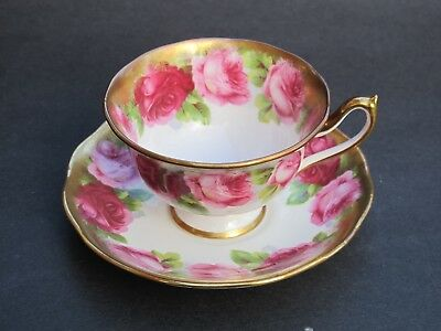 Outstanding Royal Albert Mother's Day Cup and Saucer