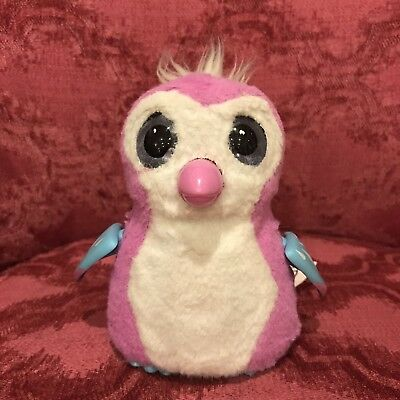 Hatchimal Pink And Yellow Penguin Already Hatched Fine Working Order! Electronic & Interactive Toys & Hobbies