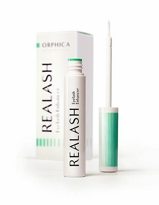 Mejorador de pestanas REALASH ORPHICA 3 ml