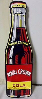 Huge RC Die-Cut Bottle-Awesome Color & Graphics-Porcelain Look-Beautiful