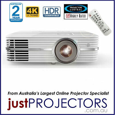 Optoma UHD50 4K Home Theatre Projector from Just Projectors. 2yr Aussie Warranty