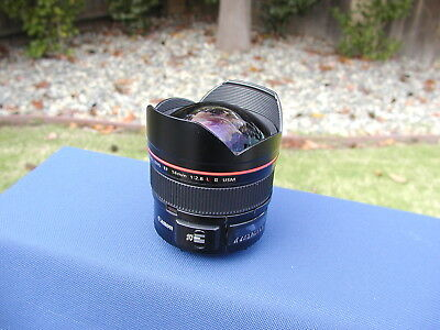 Canon EF 14mm f/2.8L II USM Lens – for parts