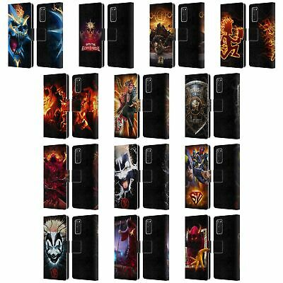 Official Tom Wood Nightmare Leather Book Wallet Case Cover For Samsung Phones 1
